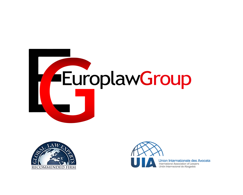 Europlaw, UIA, Global Law Experts - Logo